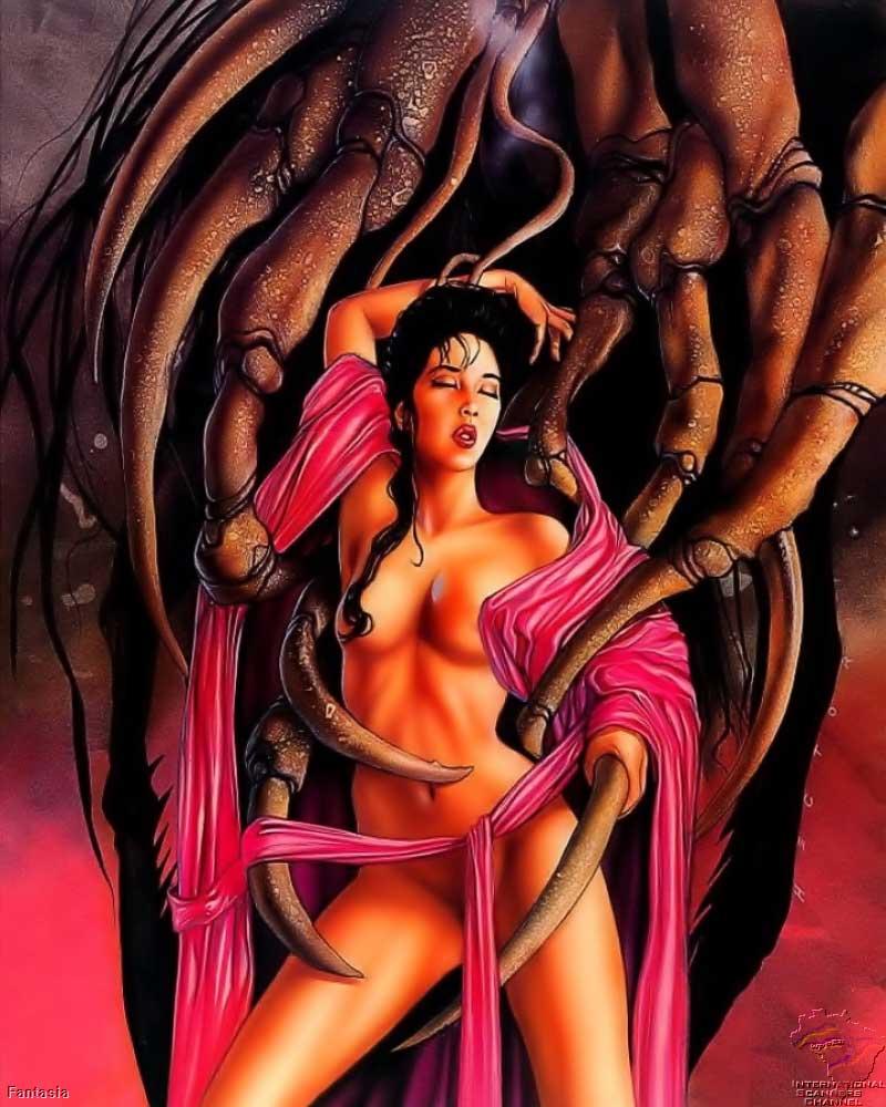 Voodoo fantasy art porn hentia movies