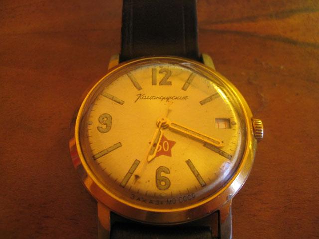 Подарок с историей Сделано в СССР .Сегодня Часы командирские можно купить в интернет-магазинах от 1 790 руб