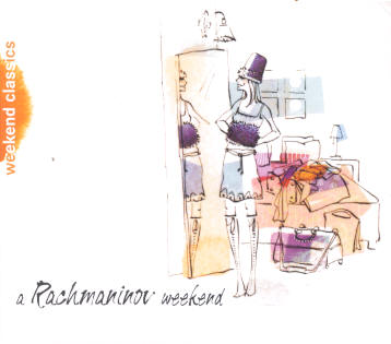 (Classical) Классика по выходным - Рахманинов (Weekend Classics - a Rachmaninov Weekend) - 2002, APE (image + .cue), lossless