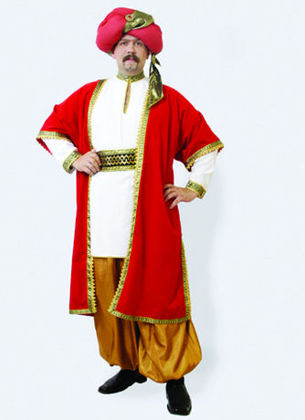 Чалма султана своими руками