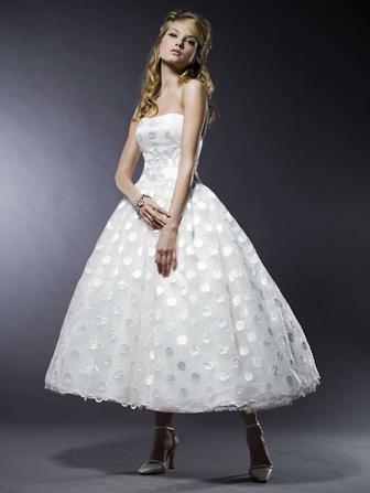 Короткое свадебное платье: шикарный наряд для невесты.