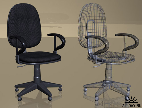 Как своими руками сделать стул для компьютера