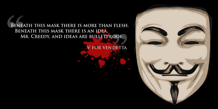 Moore and artist david lloyd started v for vendetta in 1981 for england 2019s since defunct warrior magazine